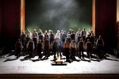 Cavalleria rusticana - Teatro San Carlo - Napoli