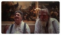 Bobò e Michael Lonsdale